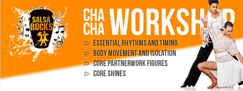 Cha cha Fundamentals with Salsa Rocks Leeds