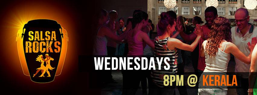 Wednesday Salsa Class Banner