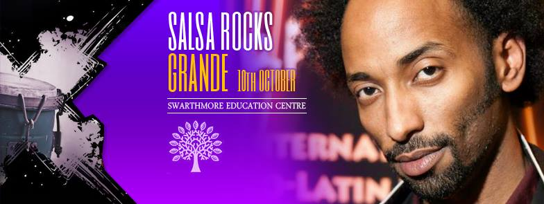 Salsa Rocks Grande at Swarthmore centre Leeds